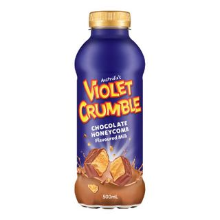 Milk Violet Crumble Flavoured 500Ml X 12
