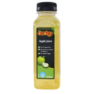 ORCHY 350MLX10 APPLE LL NAS JUICE