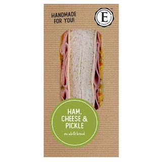 Sandwich Ham, Cheese & Pickle 12 X 167G
