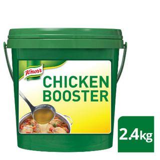 BOOSTER KNORR CHICKEN G/F 2.4KG