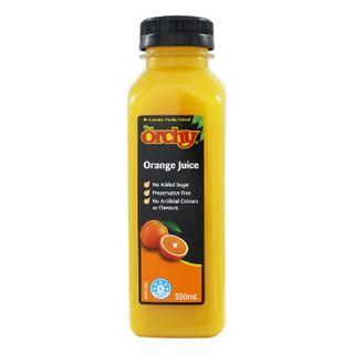 Juice Orange Ll Nas 10 X 350Ml