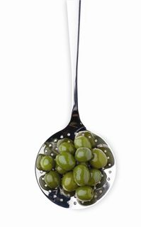 OLIVES WHOLE SICILIAN GREEN 8KG 5KG D/W