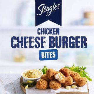 Chicken Bites Cheeseburger 1Kg