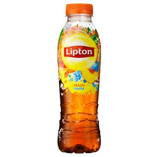 LIPTON PEACH ICED TEA 500ML X 12