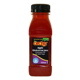 Juice Apple Blackcurrant Nas Pres Free 10 X 250Ml