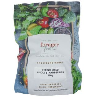 @Freeze Dried Strawberries 100Gm
