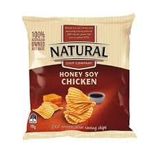 CHIPS HONEY SOY CHICKEN 19GX24 NATURAL CHIP COMPANY