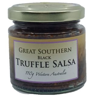 BLACK TRUFFLE SALSA 110GM GREAT SOUTHERN