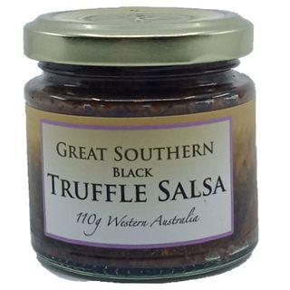 Black Truffle Salsa 110Gm Great Southern