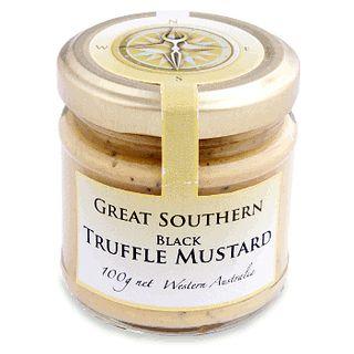 Truffle Mustard 100Gm Great Southern