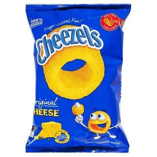 Chips Cheezels Original Cheese 45Gx18