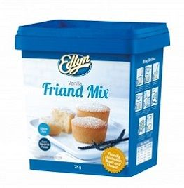 Cake Mix Friand 2Kg