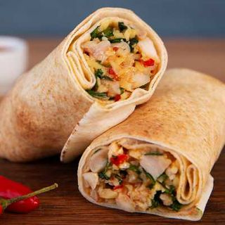 Wrap Sweet Chilli Chicken 12 X 200G