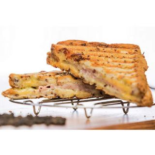 E/Day Toastie Smkd Ham, Swiss On G/F