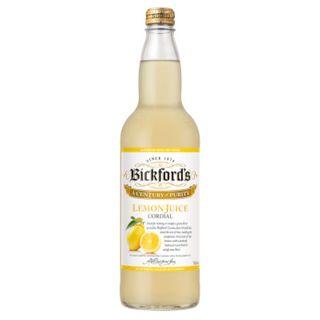 Cordial Lemon Juice 750Ml