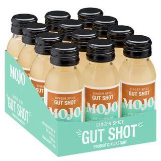 Kombucha Ginger Spice Gut Shots 55Ml X 12