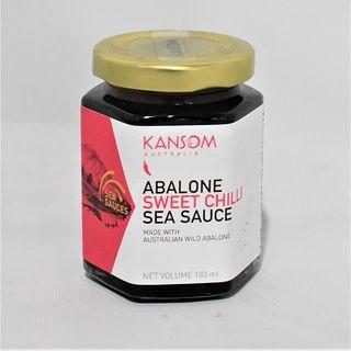 ABALONE SWEET CHILLI SEA SAUCE 180ML KANSOM