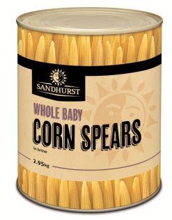 Baby Corn Spears A10 Sandhurst