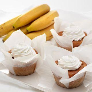 Muffin Vegan Banana G/F D/F 100G X 20