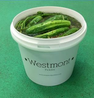LOTF DILL PICKLE WHOLE 20KG WESTMONT