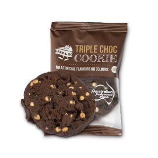 Cookie Triple Choc G&G G/F 11 Pack