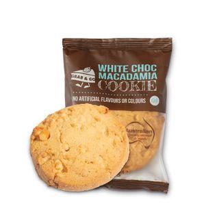 Cookie White Choc Macadamia G/F 11 Pack