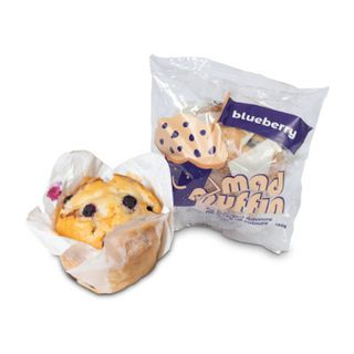 Muffin Mad Blueberry 120G X 28