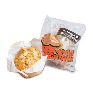 Muffin Mad Orange & Poppyseed 120G X 28