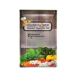 BLENDED VEGETABLE OIL 20LTR GOLDEN FLOWER