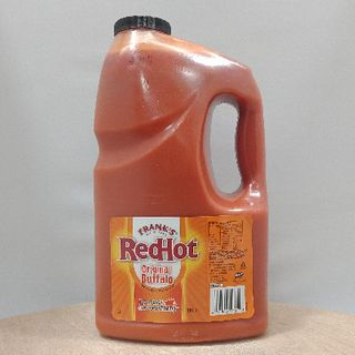 Franks Red Hot Buffalo Wings Sauce 3.78Ltr