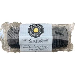 CRISPBREADS ACTIVATED CHARCOAL100G X 24