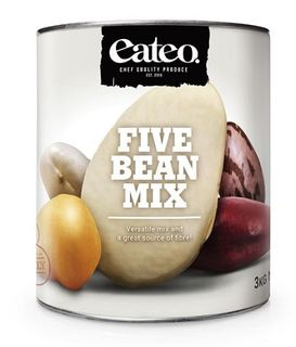 FIVE BEAN MIX 3KG EATEO
