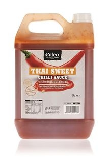 Sauce Thai Sweet Chilli 5 Litre Eateo