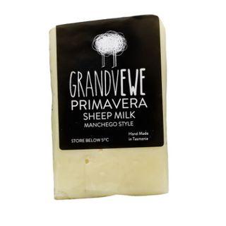 Cheese Primavera Manchego 150G Grandvewe