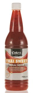 Sweet Chilli Sauce 750Ml Eateo