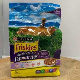 FRISKIES ADULT 1KG CAT FOOD