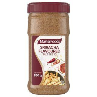 SRIRACHA SALT BLEND 820G MASTERFOODS