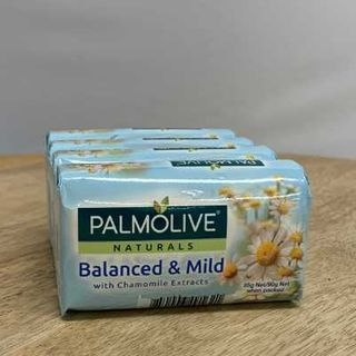 SOAP NATURAL WHITE 90GX4 PALMOLIVE