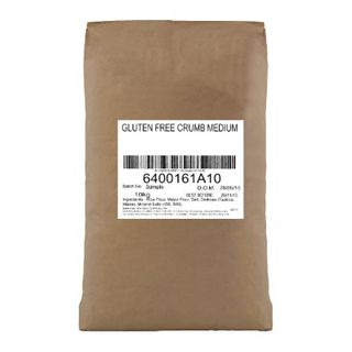 Breadcrumbs Medium White G/F 10Kg