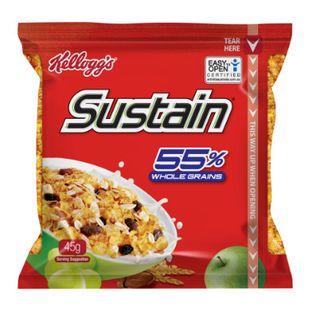Cereal P/C Sustain 45Gx30 Kelloggs