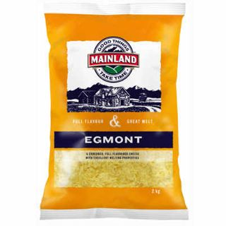 CHEESE SHREDDED MAINLAND EGMONT 2KG
