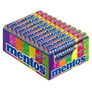 MENTOS RAINBOW ROLL (37GX40)
