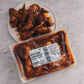 Chicken Wings Cooked Mexican Burner 1Kg