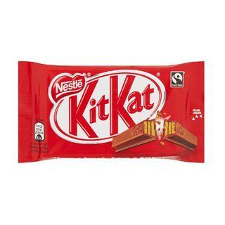 Chocolate Bar Kit Kat 4 Finger Bar 48 X 45G