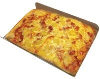 HAWAIIAN PIZZA SINGLE 24X150G ALLIED CHEF