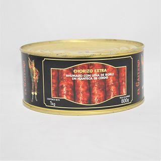 @Chorizo Ext Cured Sausage Pork Lard 1Kg