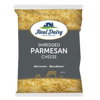 Cheese Parmesan Shredded 1Kg
