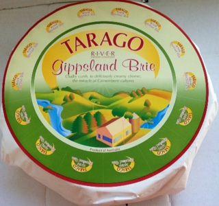 R/W  BRIE TARAGO RIVER GIPPSLAND 1KG