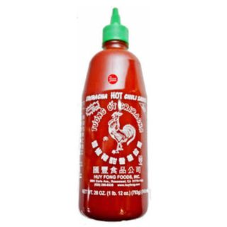Sauce Sriracha Hot Chilli 740Ml