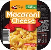 MACARONI CHEESE 24X200G ALLIED CHEF
